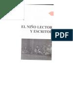 El Niño Lector y Escritor. ¿Lee El Niño Preescolar