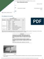 777F Motor y Convertidor Quitar