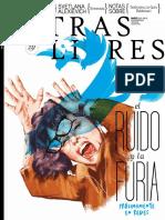 Portada e índice Letras Libres México / España, marzo 2018