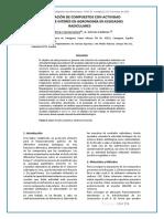 Identificacion de Compuestos Con Actividad Biologica e Interes en Agronomia en Exudados Radiculares