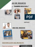 Plan de Negocio Barberia