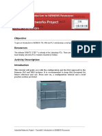 Introduction to SIEMENS Resources.