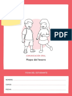 Mapa Del Tesoro Ficha Alumno