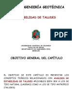 Estabilidad Taludes