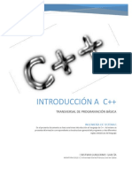 INTRODUCCION A  C++_2012_13