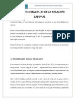 190342265 Elementos Esenciales de La Relacion Laboral