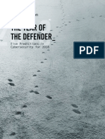 Report the Year of the Defender