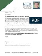 Barter Theatre Cover Letter