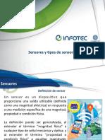 Presentacion Sensores y Tipos de Sensores