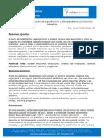 Art 53 Criterios Para La EvaluaciOn de La Pertinencia e Idoneidad Del Nuevo Modelo Educativo