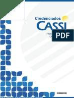 Livreto de Credenciados CASSI - 2017
