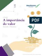 E Book de Valuation Grant Thornton e BMFBOVESPA