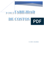 Ejercicios de Costos, Costo Primos, Costos Directos e Indirectos, Costos de Conversión