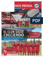 Argentinos Juniors Revista