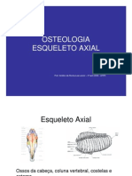 6 Osteologia Esqueleto Axial 2009 Modo de Compatibilidade