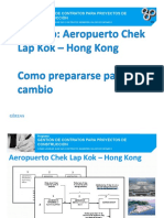 BLOQUE 1.6 Chek Lap Airport Hong Kong