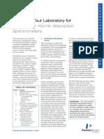 Preparing Your Laboratory