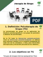 IPEC - Bases y Reglas de Psicoterapia de Grupo