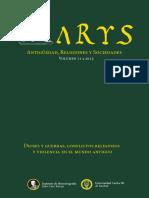 AA. VV - Antigüedad, Religiones y Sociedad