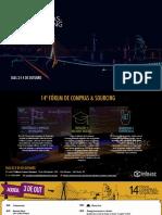Prospecto Fórum de Compras 2017