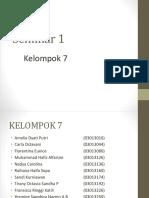 seminar IKM 1_kel 7