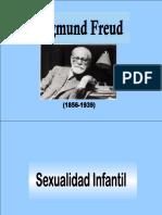 Sexualidad Infantil (Sigmund Freud)