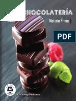 Materias Primas Chocolateria 2017