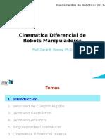 Tema06 Cinematica Diferencial de Manipuladores