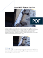 How to Prevent Weld Defects