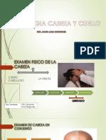 Semiologia en Cabeza y Cuello