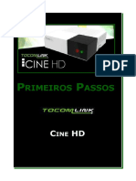 Cine Hd Manual