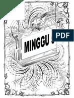 DEVIDER MINGGU