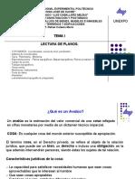 1.- Lectura de Planos_tema i