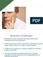 1 Customer Relation Management 6th Nov
