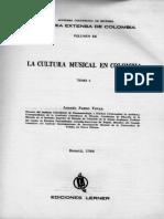 Andres Pardo Tovar La Musica Aborigen