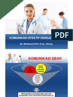228627315 Komunikasi Efektif Dengan s Bar PDF
