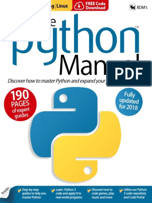 The Python Manual | Command Line Interface | Python