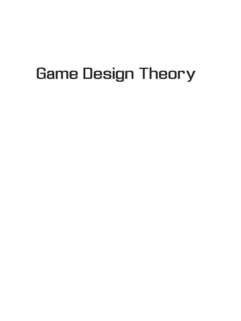 Teory Design Game | Game Design | Design