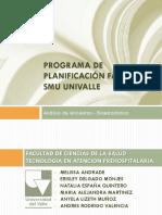 Presentacion - Encuesta de Planificacion Familiar