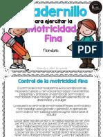 CuadernilloMotricidadFinaME