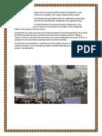 El Balance de Víctimas Mortales Como Consecuencia Del Terremoto de Magnitud 7