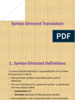 Syntax-Directed Translation.pptx
