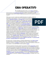 Sistema Operativo 3ro Basico A