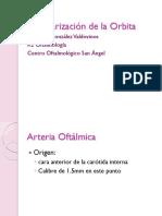 5.1 Circulación Ocular; Aporte Vascular de Los Segmentos Anterior y Posterior