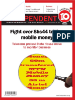 The INDEPENDENT Issue 509