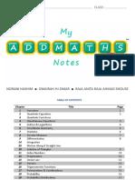 Nota AddMaths A+
