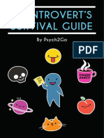 An Introvert's Survival Guide by Psych2Go