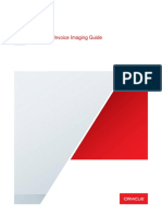 Oracle Integrated Invoice Imaging Guide 2015