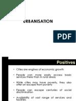 12.08 Urbanisation Problems