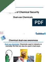 4 Dual Use of Chemical (Kursus Sandia CSP)